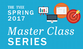 Master Class Series Spring 2017: The Art of Public Conversation
